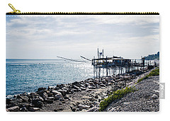 Italy - The Trabocchi Coast 2  Carry-all Pouch