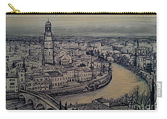 Italy Verona Carry-all Pouch