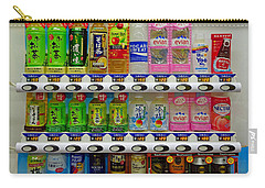 Ito En Vending Carry-all Pouch