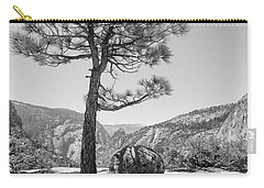 It's Between Them Carry-all Pouch by Ryan Weddle