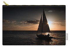 Carry-all Pouch featuring the photograph It's Not Far To Never-never Land by Yvette Van Teeffelen