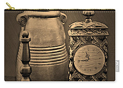 It's Time For... Carry-all Pouch by Sherry Hallemeier