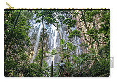Carry-all Pouch featuring the photograph It's Worth It by Az Jackson