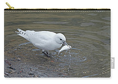 Ivory Gull #2 Carry-all Pouch