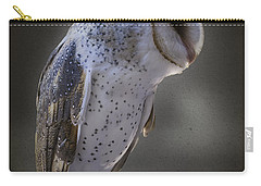 Ivy The Barn Owl Carry-all Pouch