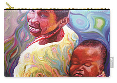 Iyaniwura  Carry-all Pouch