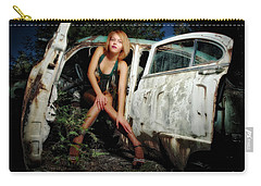 Izzy's Buick Carry-all Pouch