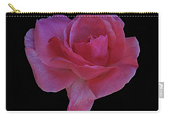 Carry-all Pouch featuring the photograph Jacinta by Mark Blauhoefer