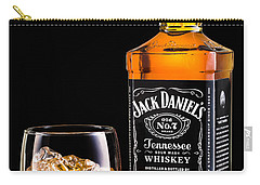 Jack Daniel's Carry-all Pouch by Mihai Andritoiu