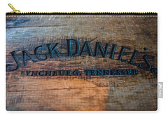 Jack Daniels Oak Barrel Carry-all Pouch