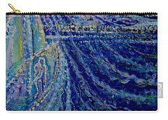 Ghost Ship Carry-all Pouch by Holly Carmichael