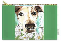 Gracie Jack Russell Carry-all Pouch