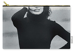 Jackie Kennedy - Painting Carry-all Pouch