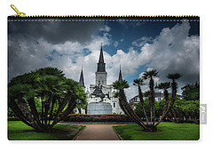 Jackson Square Sunrise Carry-all Pouch