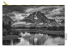 Jackson Wyoming Carry-all Pouch by Hugh Smith