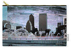 Jacksonville Florida Carry-all Pouch by Bob Pardue