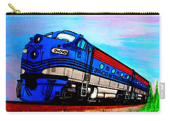 Jacob The Train Carry-all Pouch