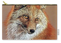 Jade Carry-all Pouch by Linda Becker