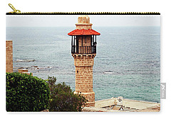 Jaffa Israel Carry-all Pouch by Denise Moore