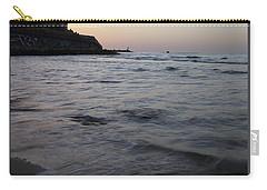 Jaffa Port Carry-all Pouch by Shlomo Zangilevitch
