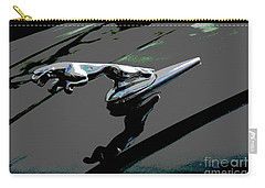 Jaguar Carry-all Pouch by Cindy Manero