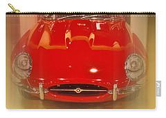 Jaguar E-type 1960s Carry-all Pouch