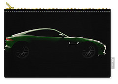 Jaguar F-type - Side View Carry-all Pouch
