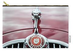 Jaguar Grille Carry-all Pouch