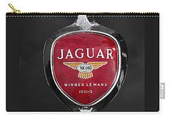 Jaguar Medallion Carry-all Pouch