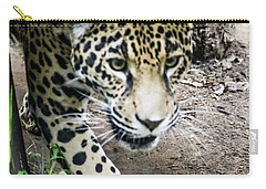 Jaguar Carry-all Pouch by Suzanne Luft