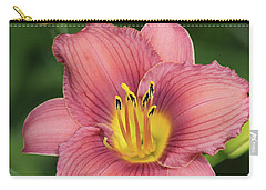 Jamaica Sunrise Daylily Carry-all Pouch