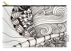 Jamaican Dreams Carry-all Pouch