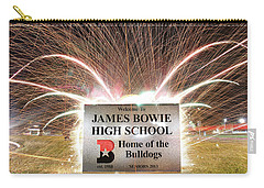 James Bowie High School Carry-all Pouch