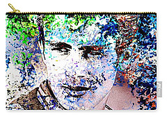 James Dean In Pop Art Carry-all Pouch
