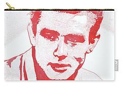 James Dean Pop Art Carry-all Pouch