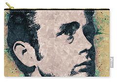 James Dean Portrait Carry-all Pouch