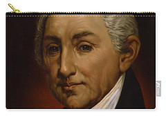 James Monroe - President Of The United States Of America Carry-all Pouch