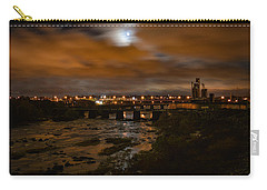 James River At Night Carry-all Pouch
