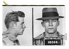 James Whitey Bulger Mug Shot 1953 Horizontal Carry-all Pouch