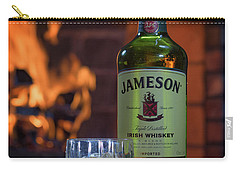 Jameson By The Fire Carry-all Pouch by Rick Berk