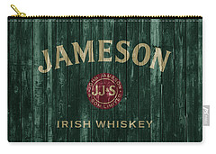 Jameson Irish Whiskey Barn Door Carry-all Pouch