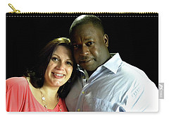 Jamie Lane And Derreck Fields Carry-all Pouch