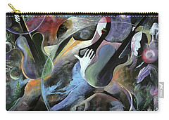 Jammin Carry-all Pouch by Ikahl Beckford
