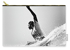 Carry-all Pouch featuring the photograph Jammin by Nik West