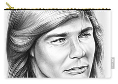 Jan Michael Vincent Carry-all Pouch by Greg Joens