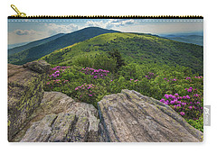 Jane Bald Rhododendrons Carry-all Pouch