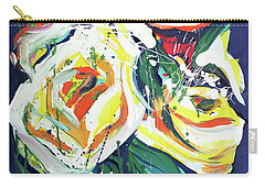 Janes Roses II Carry-all Pouch