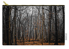 January Forest Rains Carry-all Pouch