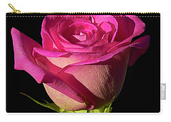 January Rose Carry-all Pouch