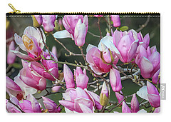 Japanese Blooms Carry-all Pouch